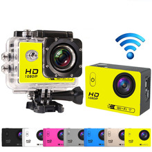 SJ7000 Mini Camera WIFI Action Recorder Cam  Go 1080P HD Sport DV Pro Camcorder Car DVR Waterproof Helemt Cam(China (Mainland))
