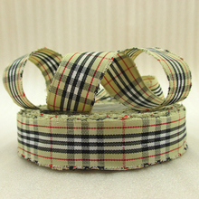 5Y42279 7 8 22mm font b scotish b font ribbon high quality printed polyester ribbon 5