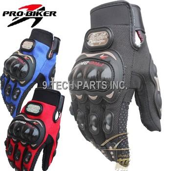 2015 new arrival pro biker full finger motorcycle gloves off road moto motocross racing gloves luva motorbike motorcycle guantes
