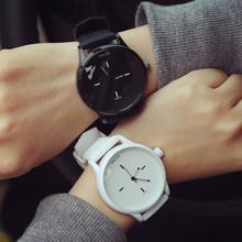 Classic Black and White Silicone Quartz Watch Brand Women Watches Lovers Jelly Casual Watch Relogio Feminino 2016 Clock Women(China (Mainland))