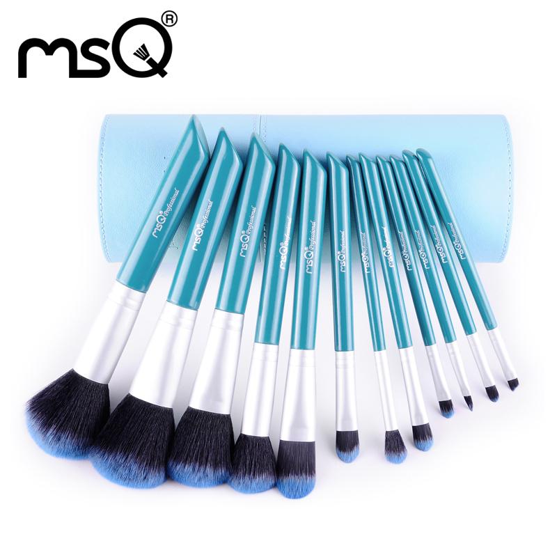 New Msq 12pcs Make up Brush