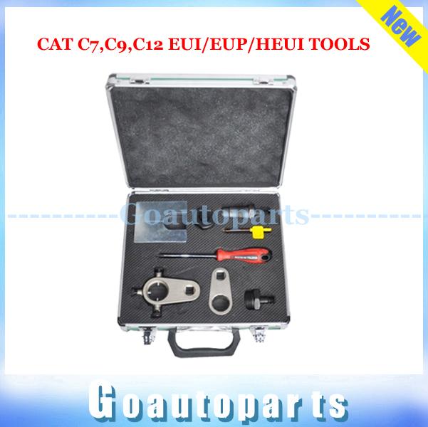 High Quality CAT C7,C9,C12 EUI/EUP/HEUI TOOLS for Cater-pillar CAT Injector Repair Tool(China (Mainland))