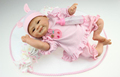 Silicone reborn baby doll for sale girls brinquedos play house bedtime toy babies reborn vinily cute