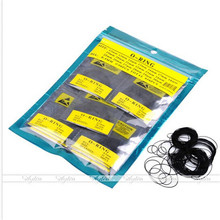 New Arrived High-end 950Pcs/bag 0.5MM O-Ring Watch Back Gasket Rubber Seal Washers Size 12mm-30mm High Quality(China (Mainland))