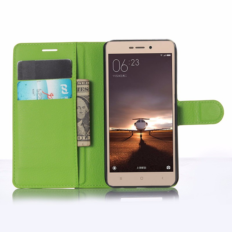 For Xiaomi Redmi 3 Pro Case 5.0 Wallet PU Leather Back Cover Case For Xiaomi Redmi 3 Redmi3 Pro Case Flip Protective Phone Bag (5)