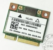 Network Card for DELL Atheros AR5b125 DW1506 802.11b/g half Mini PCI-E Wireless Card
