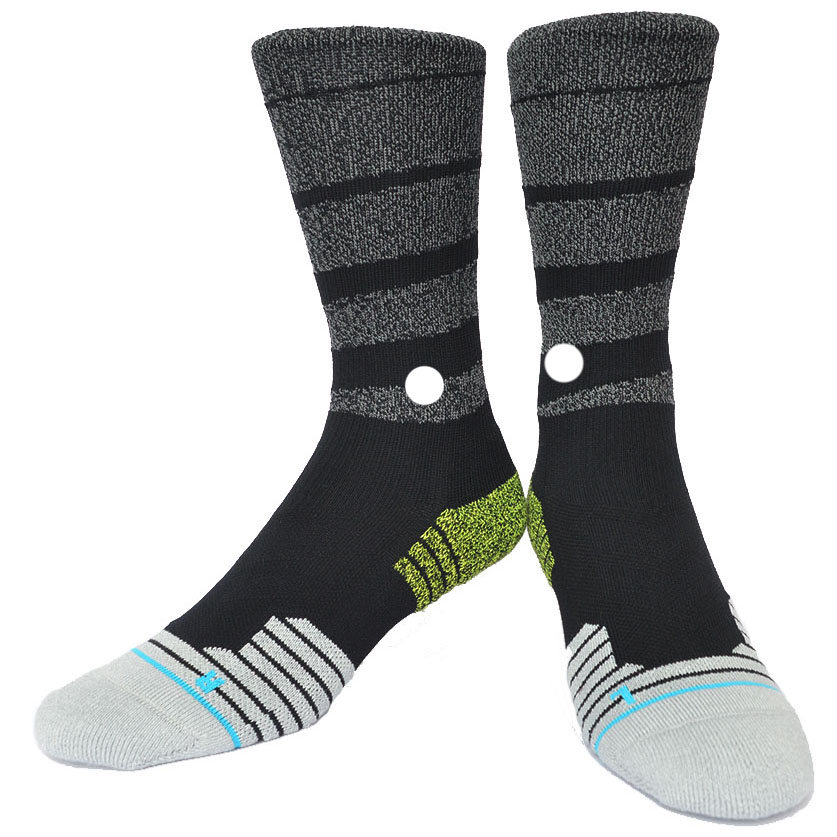 Rush Running Stanced Basketball Socks Quick Drying Nylon Compression Socks Hit Color Odd Future Men Sox ST195(China (Mainland))