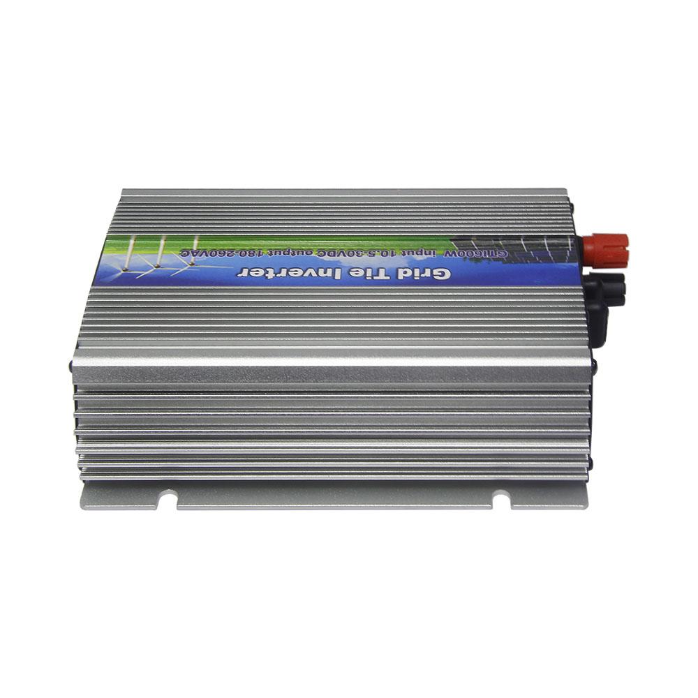 10.5-30Vdc 600W Solar Grid Tie Inverter Output 190-260Vac,Pure Sine Wave power inverter For Home Solar System