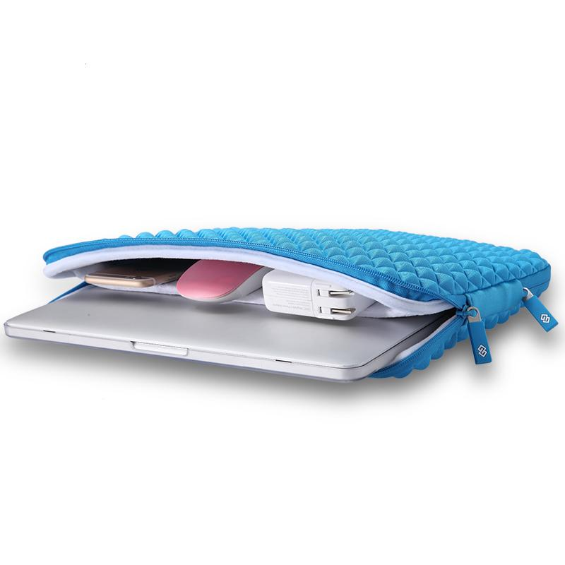 New Arrival Laptop Sleeves 14 Inch Lenovo Sleeve High Quality Notebook Bags 13.3 +Free Gift Keyboard Cover for Macbook 11 13(China (Mainland))
