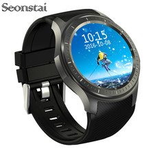 Buy Android 5.1 Watch DM368 Smart Watch Support 3G Wifi GPS Quad Core Bluetooth Heart Rate Monitor Wrist Watch IOS Android Phone for $116.99 in AliExpress store