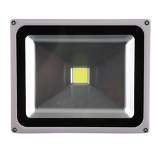High 30W LED Outdoor Outside Garden Garage Drive Security Wall Flood RGB Light 22 * 18 * 7cm Free Shipping