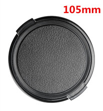 105mm Camera Lens Cap Protection Cover Lens Front Cap for Sony Canon Nikon 105mm DSLR Lens free shipping