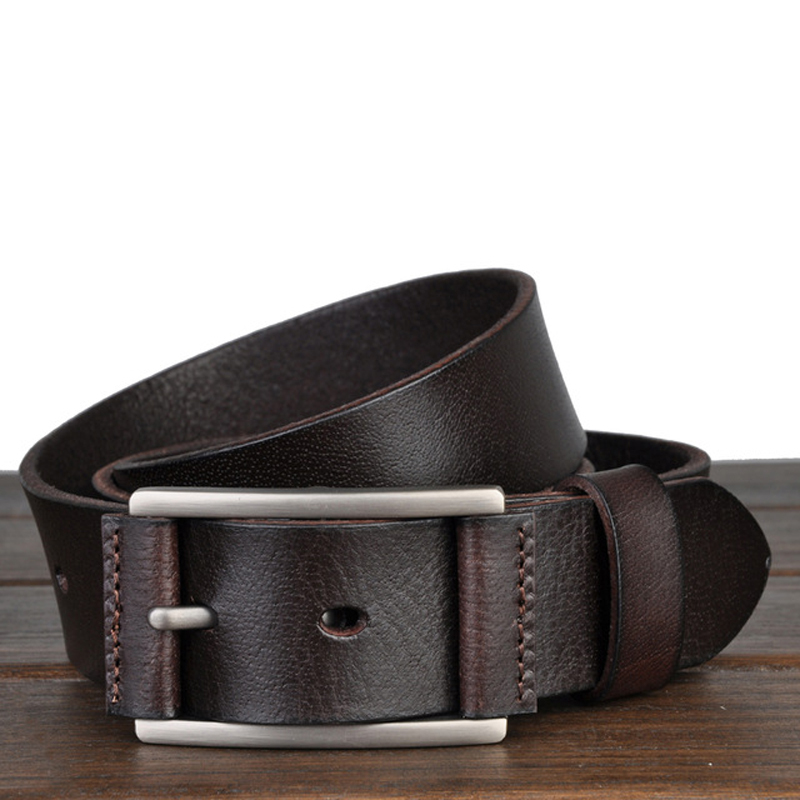 2015 new fashion belt genuine leather vintage