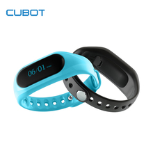 Cubot V1 Smart Band Sports Waterproof Touch Screen Bracelet for Android IOS with 80mAh Battery Bluetooth 4.0 Alarm Anti-lost(China (Mainland))