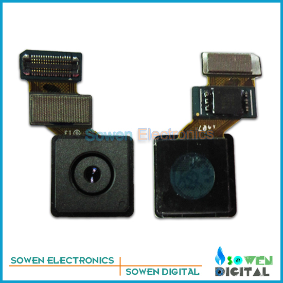 Original 16M pixel Back Rear Facing Camera Megacam flex cable Samsung Galaxy S5 i9600 G900 G900A G900T G900V G900F G900P(China (Mainland))