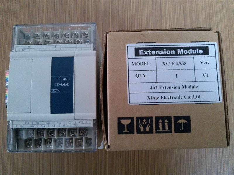 XC-E4AD-H XINJE XC Series PLC Analog Module AI4 new in box<br>
