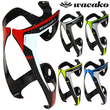 Buy wacako2017 bottle cage road bike mountain bike 3k cycling carbon fibre bicycle bottle cage bike cage cycling Water bottle holder for $11.58 in AliExpress store