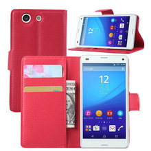 Buy Magnetic Flip Bags Sony Xperia Z4 Compact Mini Cases Popular Leather Wallet Stand Cover Sony Xperia Z4 Compact Mini for $3.97 in AliExpress store