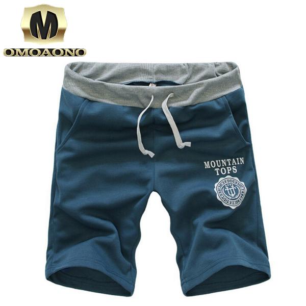 Summer 2015 Hot New Mens Fashion South Korea Drawstring Leisure Sports Pants Seven Minutes Trousers Hot Shop(China (Mainland))