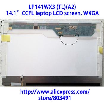 """LP141WX3 (TL)(A2), 14.1"""" laptop LCD screen, WXGA, CCFL backlight, 1280*800 pixels, LP141WX3-TLA2"""