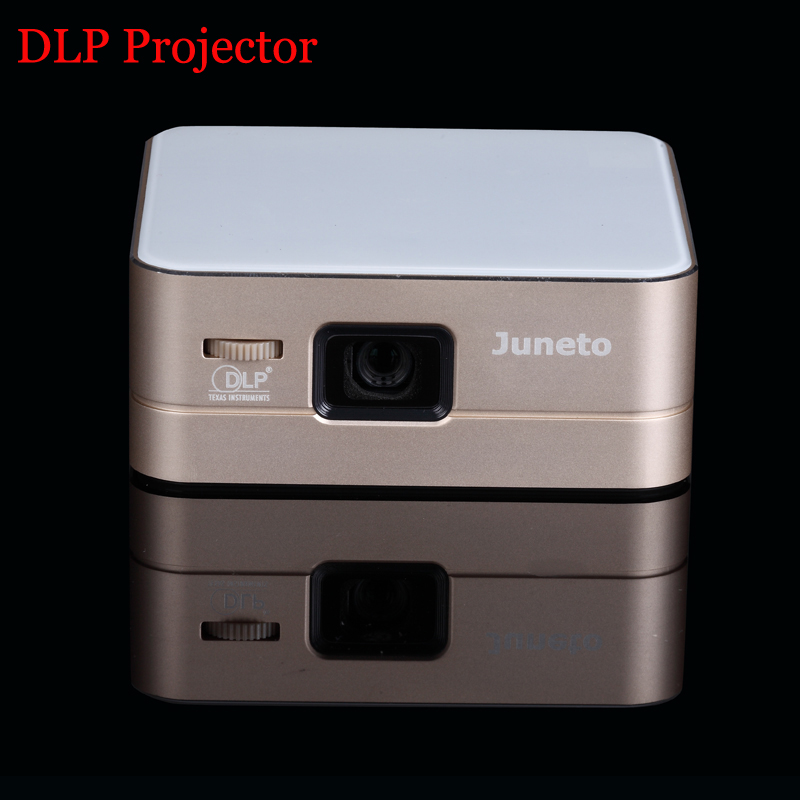 Built in android pocket projector ultra small home theater for Smart pocket projector