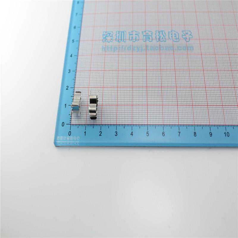 10PCS/LOT 5*20 insurance tube clip single price Electronics(China (Mainland))