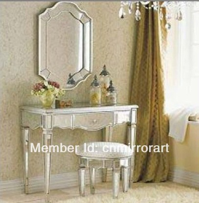 popular glass mirrored furniture buy cheap glass mirrored furniture