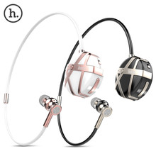Original HOCO Bluetooth Headset Wireless Bluetooth v4.1 Stereo Headset Handsfree with Microphone for Smartphone #EC394