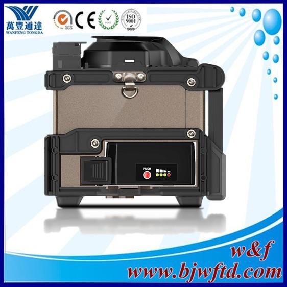 fiber optic ftth splicing kits WF156 optical fusion splicer as FSM-60S Splicer fujikura(China (Mainland))
