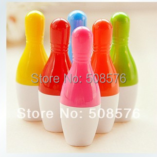 pens Stationery retractable bowling pen child day gift Ballpoint Pens roller ball