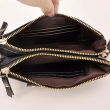 2015 Purse Women PU Leather Wallets With Studs Money Holder Long Purses Fashion Rivet Decoration Purse
