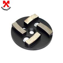 "(3MDH) 80mm/3inch Metal grinding pads,diamond polishing pads for concrete rough grinding, 3"" day or wet granite polishing buff(China (Mainland))"