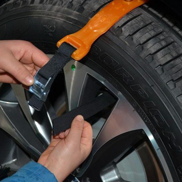 Высокое качество тпу 10 шт./компл. утолщение цепи противоскольжения зимняя резина цепи колеса снег - цепей противоскольжения универсальный цепи для автомобилей