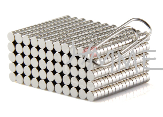5000 pcs NdFeB Small Magnet Disc Dia 3 x 1.5mm Precision Magnet Neodymium Magnets Sensor Rare Earth Magnets Grade N42 NiCuNi
