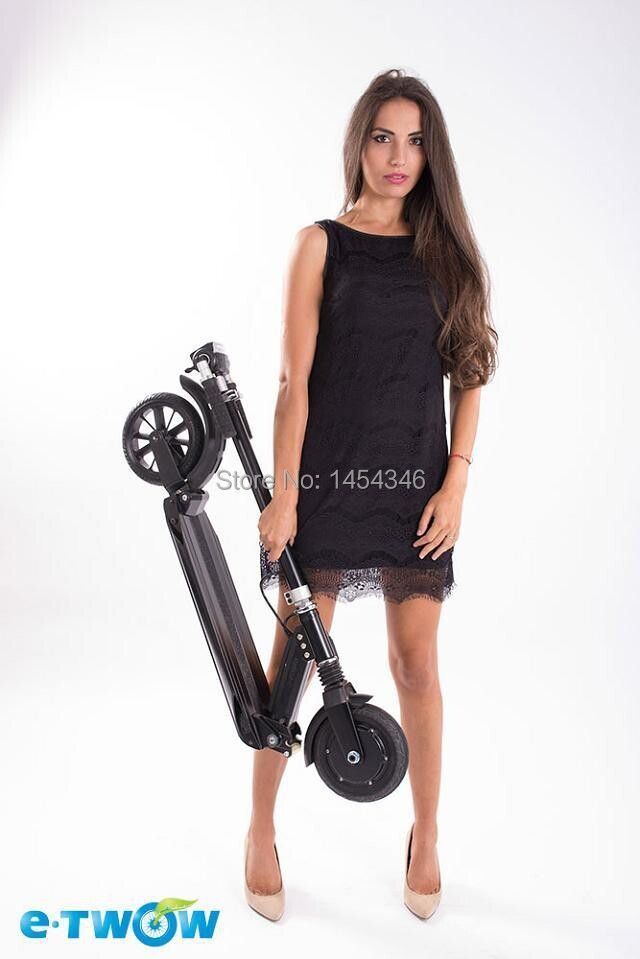 S2-8.5AH e-twow S2/etwow electric scooter eec(China (Mainland))