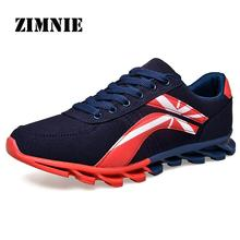 Brand Autumn Spring New Running Shoes Comfortable Breathable Mesh Running Sports Shoes Light Running Top Quality Men Run Shoes