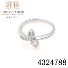 shining new arrival platinum plated high quality ring(China (Mainland))