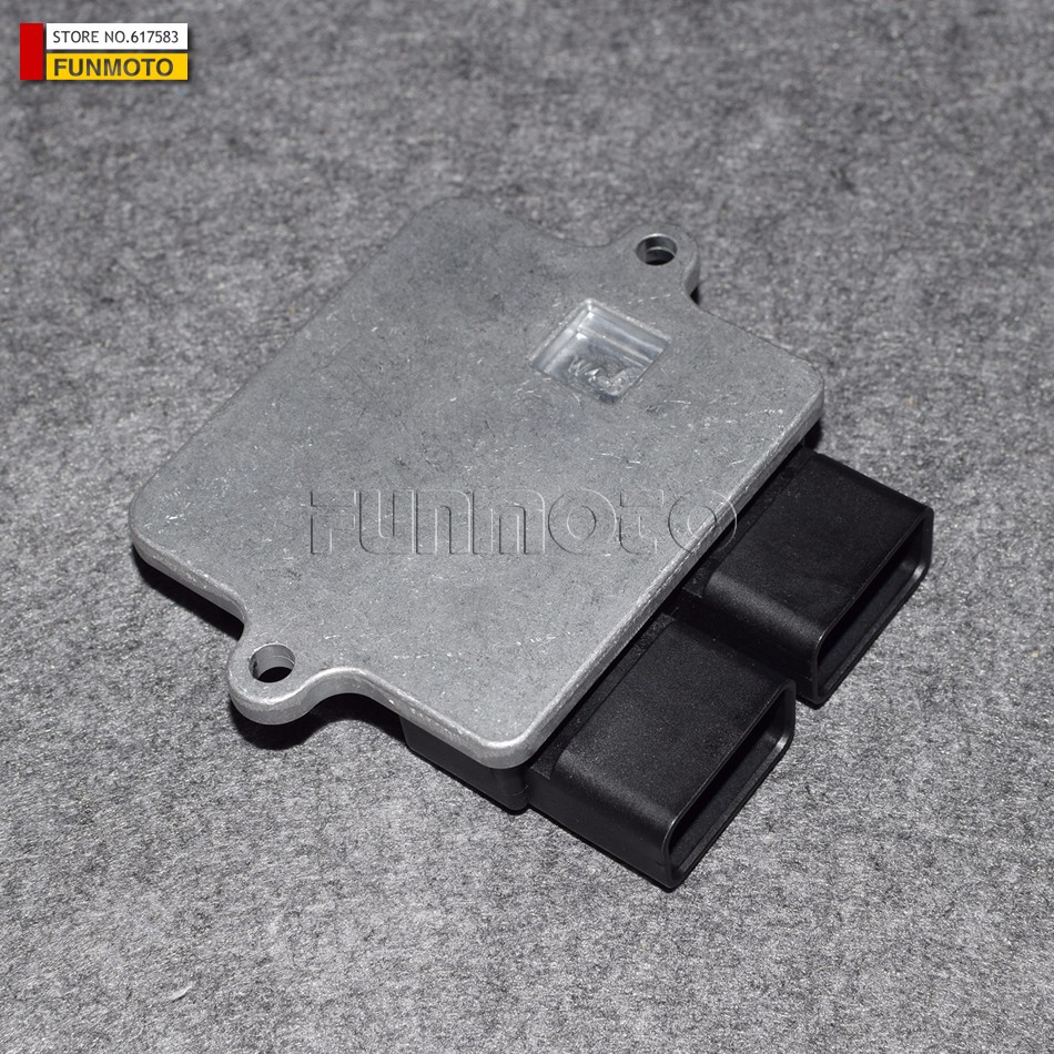 CDI  IGNITION  Ignition device of CFX8 CF800  CFMOTO ECU fittings 800CC ATV parts number is 0800-174000