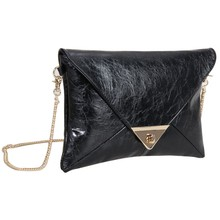 Hot 2016 Top Quality Women Messenger Bags Lady Envelope Handbag PU Leather Evening Party Clutch Bags Pouch Bags Free Shipping(China (Mainland))