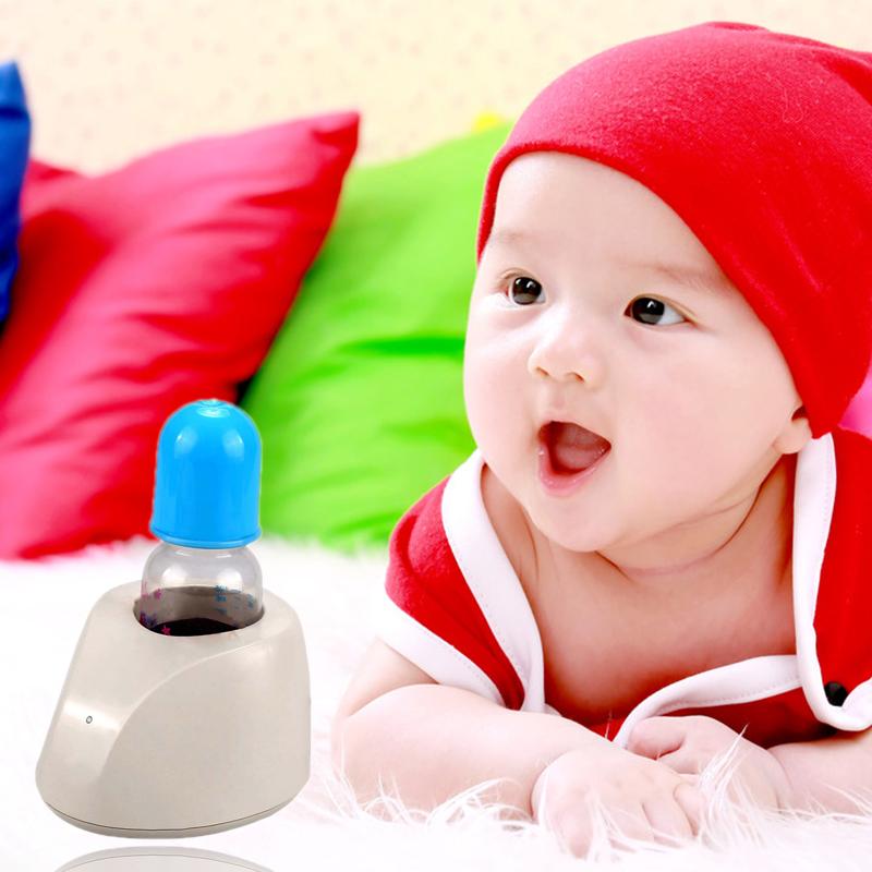 1 pc The new autumn and winter home heat baby milk baby warm milk bottle Heng #YE01131(China (Mainland))
