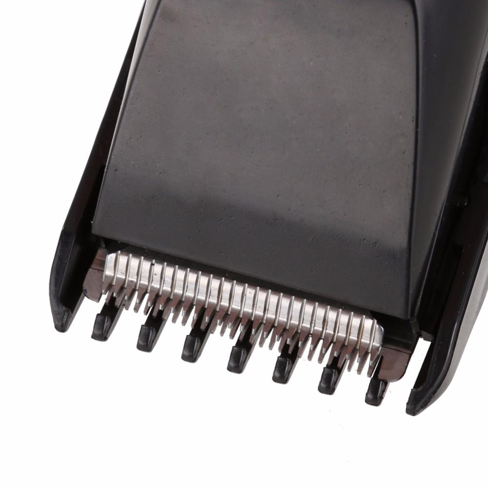 KM-730 Professional Hair Trimmer Electric Hair Clipper Cortador Barba Barbeador Bateria Recarregável para Homens/Ferramenta de Corte de Corte de Cabelo Do Bebê