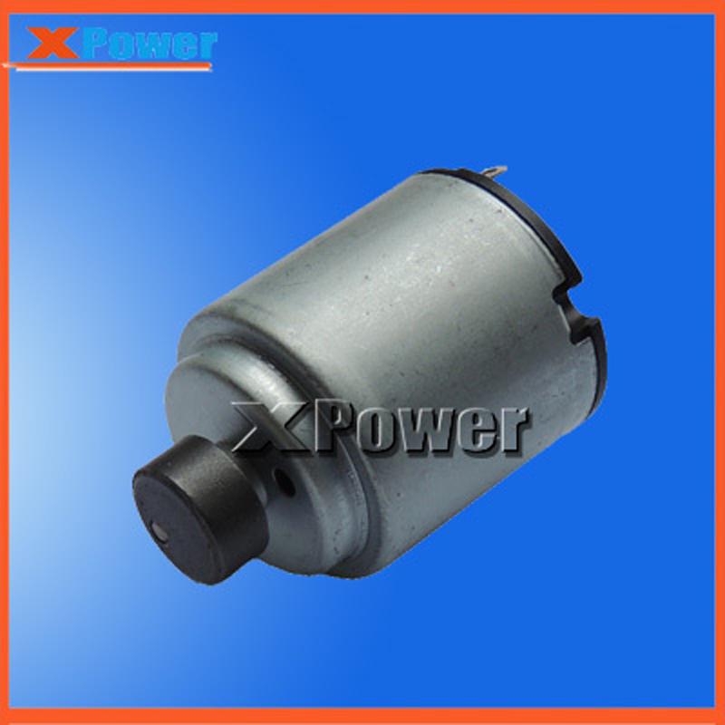 Wholesale XPower 2pcs R260 3-12v Mini Vibrating Motor 6V Strong Vibrating For Toys, DIY parts 3v Micro DC Motor 12V(China (Mainland))