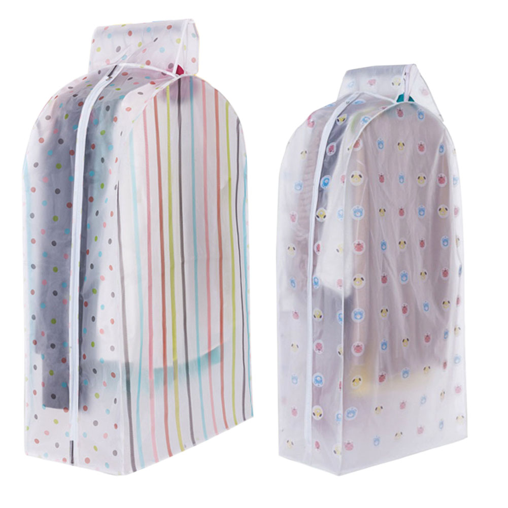S/L Vacuum Bags for Storing Clothes Garment Suit Coat Dust Cover Protector Wardrobe Storage Bag Case for Clothes Organizador(China (Mainland))