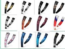 20 Types Can Choose Car Moto Cycling Arm Warmers/Bike Bicycle UV Sun Protection Arm Warmers Cuff Sleeve Cover Free Shipping()