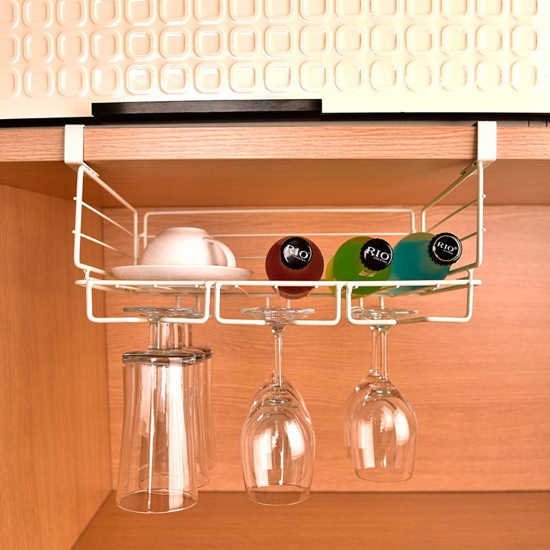 Online kopen wholesale glas hanger rekken uit china glas hanger rekken groothandel - Plank keuken opslag ...