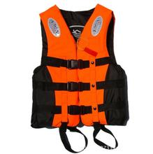 s-xxl country grade! professional life vest life jacket for adult child safety fishing water outdoor survival in swimwear 50pce(China (Mainland))