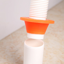1pcs New Sewer Deodorant Silicone Seal Washing Machine Drain Pipeline Deodorization Insect Prevention Sealing Plug(China (Mainland))