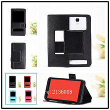 For FLY FS501 NIMBUS 3 Case High Quality Mobile Phone Cases With Big Windows Silicon Cover Back Free Shipping
