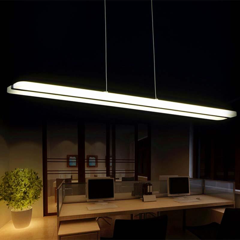 Newest design modern led pendant lights for dining room white acrylic led pendant lamp - Modern pendant lighting for dining room decor ...