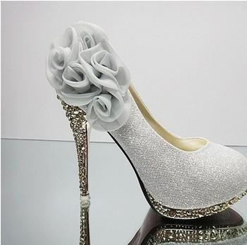 Новые Sexy свадебные обувь для женщин туфли на высоком каблуке платформы туфли на ...